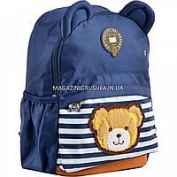 Рюкзак детский YES j100, 32*24*14.5, синий