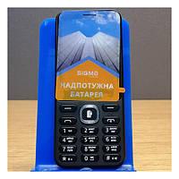 Мобільний телефон Sigma X-style 31 Power Black*
