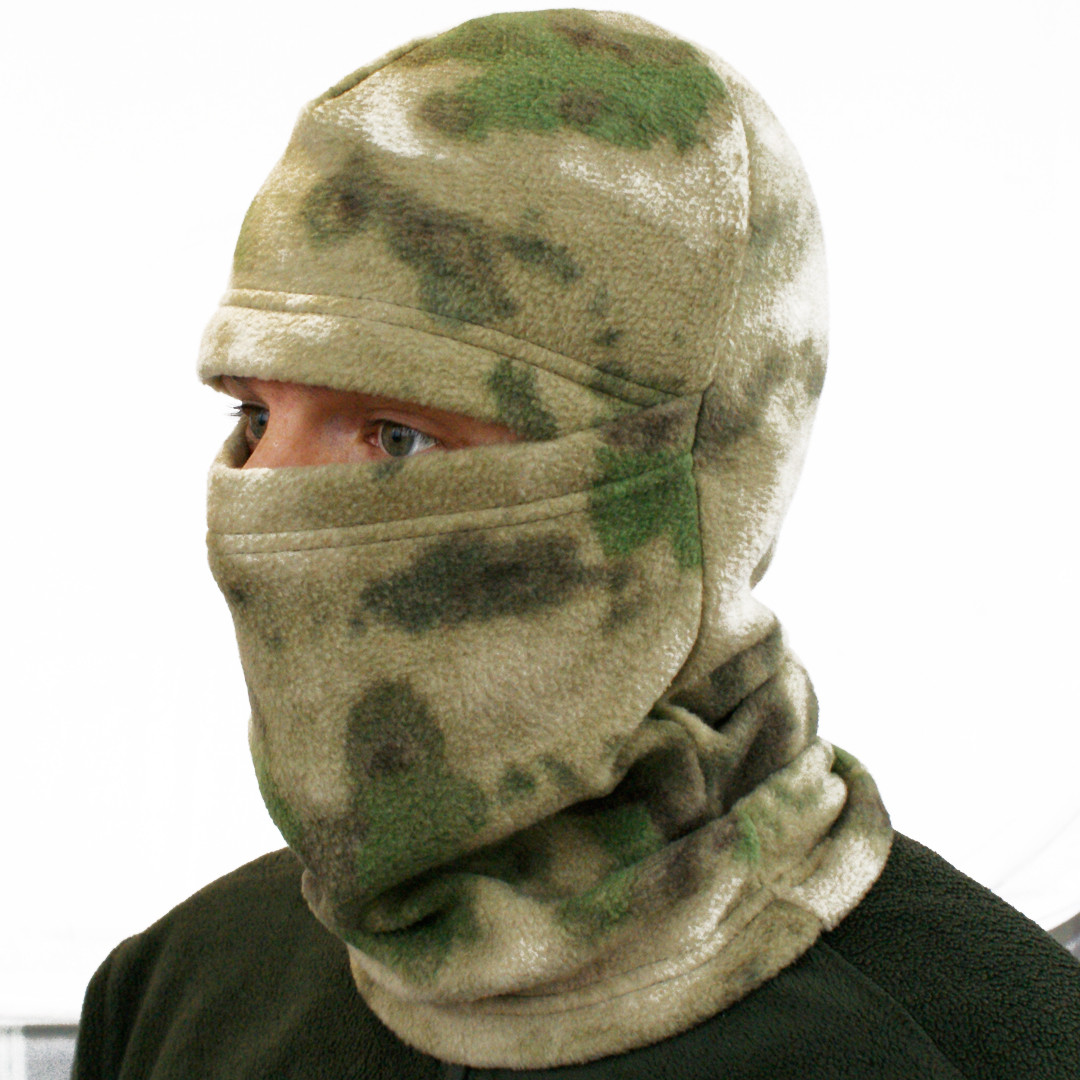 Шапка-маска LeRoy Балаклава Атакс (зимняя, флис)