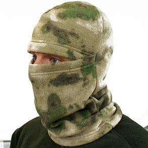 Шапка-маска LeRoy Балаклава Атакс (зимняя, флис), фото 2