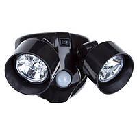 Двойной сенсорный светильник на 360 градусов, Подвійний сенсорний світильник на 360 градусів, Уличное освещение, Вуличне освітлення