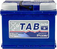 Акумулятор автомобільний  TAB Polar  66-0 (R+) (620A)
