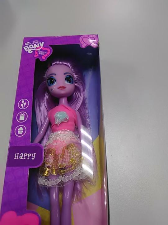 Кукла MY LITTLE PONY в розовом платье