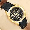 Часы мужские наручные Tissot quartz Chronograph Black/Gold/Black