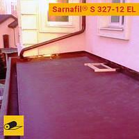 Гидроизоляционная кровельная ПВХ-мембрана SARNAFIL S 327-12 EL, 2 м х 20 м