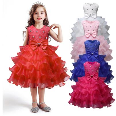 Плаття нарядне червоне. Dress is elegant red.2021