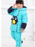 Зимний комплект  на девочку Д 0958-И, фото 1