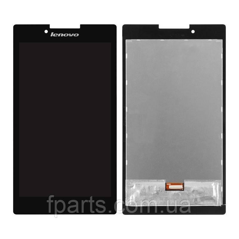 Дисплей Lenovo Tab 2 (A7-30HC) с тачскрином, Black