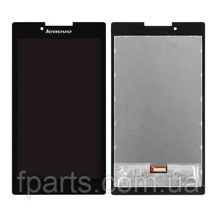 Дисплей Lenovo Tab 2 (A7-30HC) с тачскрином, Black, фото 2