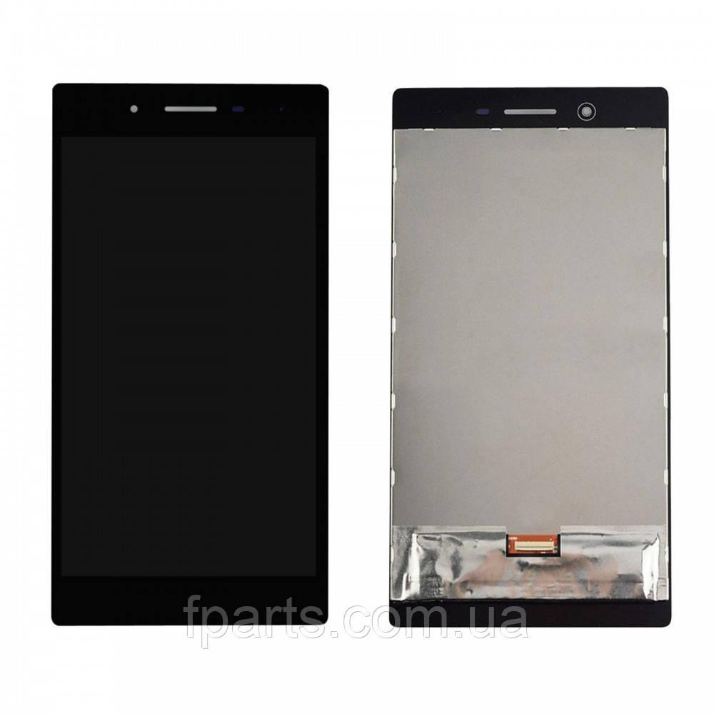 """Дисплей Lenovo Tab 3 7"""" (TB3-730X)  с тачскрином (188x97mm) Black"""