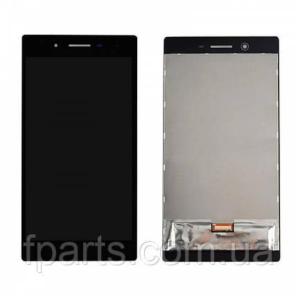 """Дисплей Lenovo Tab 3 7"""" (TB3-730X)  с тачскрином (188x97mm) Black, фото 2"""