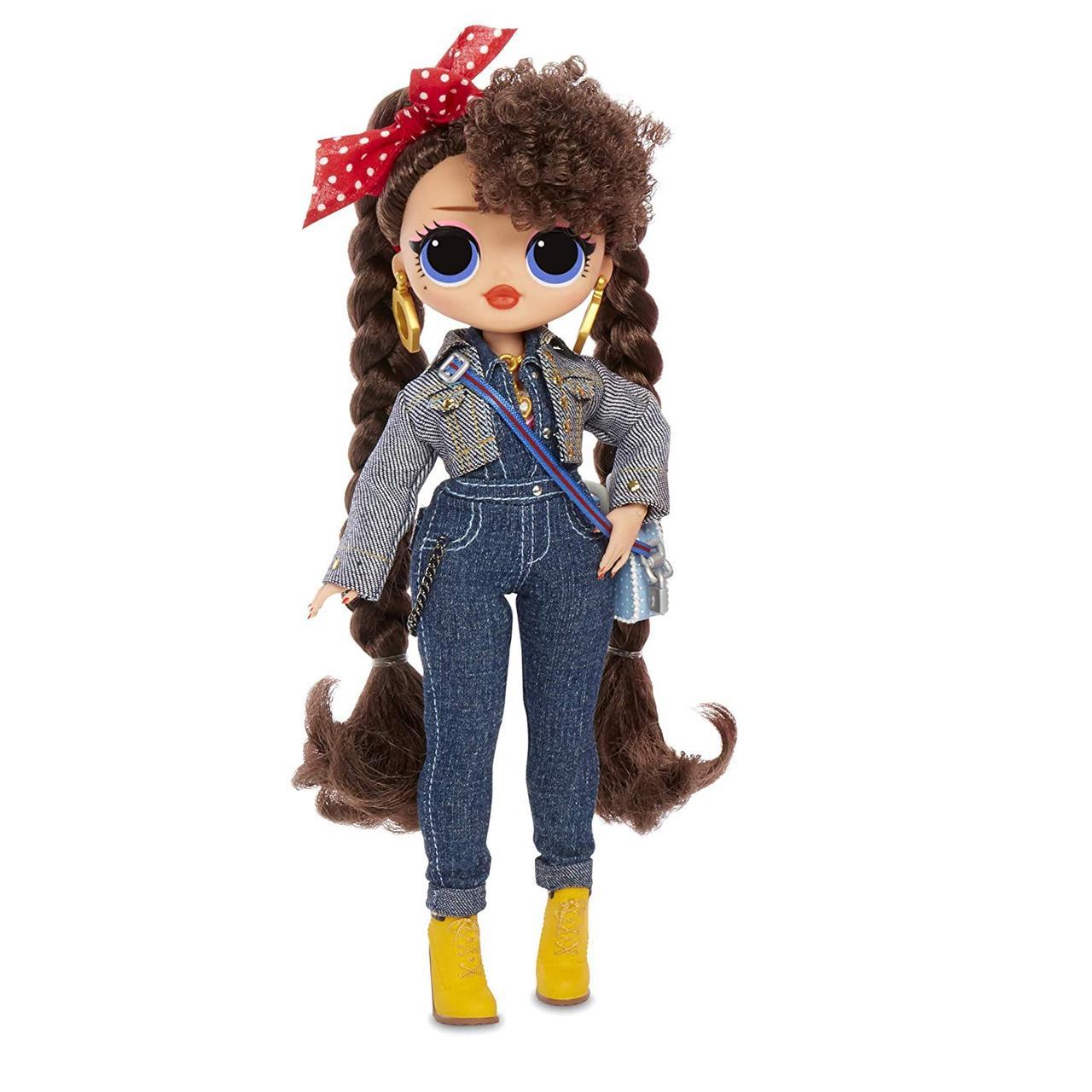 Кукла ЛОЛ Бизи Биби 2 волна L.O.L Surprise! O.M.G. Busy B.B. Fashion Doll