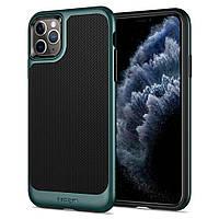 Чехол Spigen для iPhone 11 Pro Neo Hybrid, Midnight Green (ACS00421), фото 1