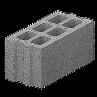 Стеновой стандартный блок (400х200х200)  М75