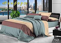 Комплект постельного белья Тет-А-Тет полуторный 798 ранфорс