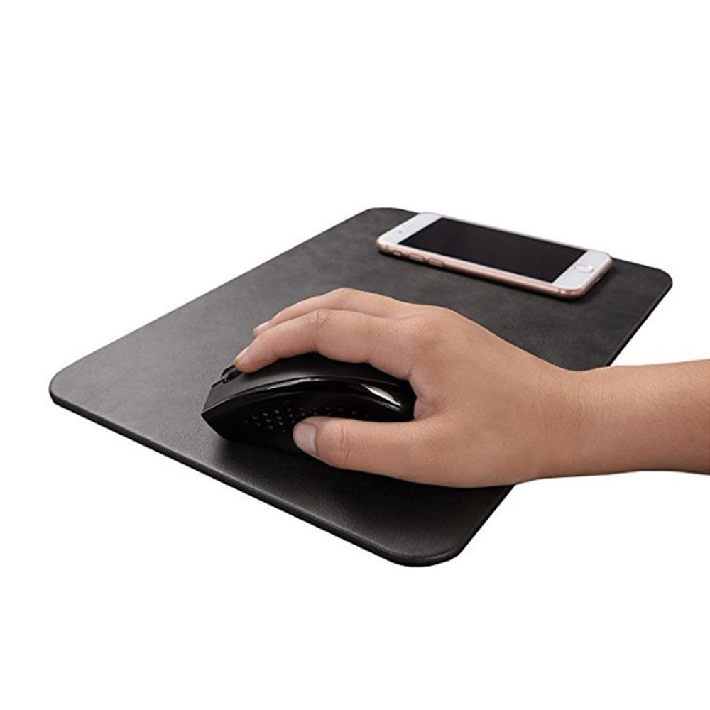 Беспроводное зарядное устройство (коврик для мыши) JETIX MousePad 3 Black