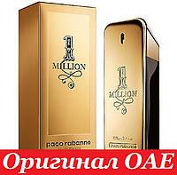 Мужской парфюм Paco Rabanne One million Пако Рабанн Ван Миллион