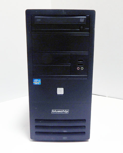 Системний блок б/у Bluechip Intel i5 3470 4Gb USB 3.0 HDMI з Європи MB ASUS P8B75-M