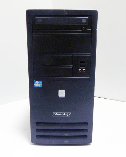 Системный блок б/у  Bluechip i7 3770 4Gb USB 3.0 HDMI MB ASUS P8B75-M  из Европы