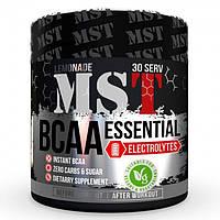 Аминокислоты MST Nutrition BCAA Essential with Electrolytes 240 грамм