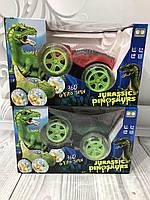 Перевертыш динозавр на пульте управления 008-360