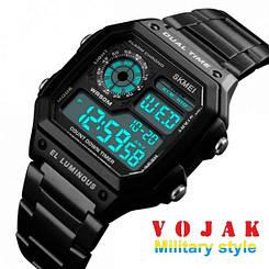 Часы Skmei Ripple Black