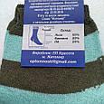 Носки женские весенние 100% хлопок размер 37-40, фото 2