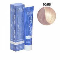 Краска для волос без аммиака Estel Sense De Luxe (10-66 Светлый блонд фиолетовый интенсивный)
