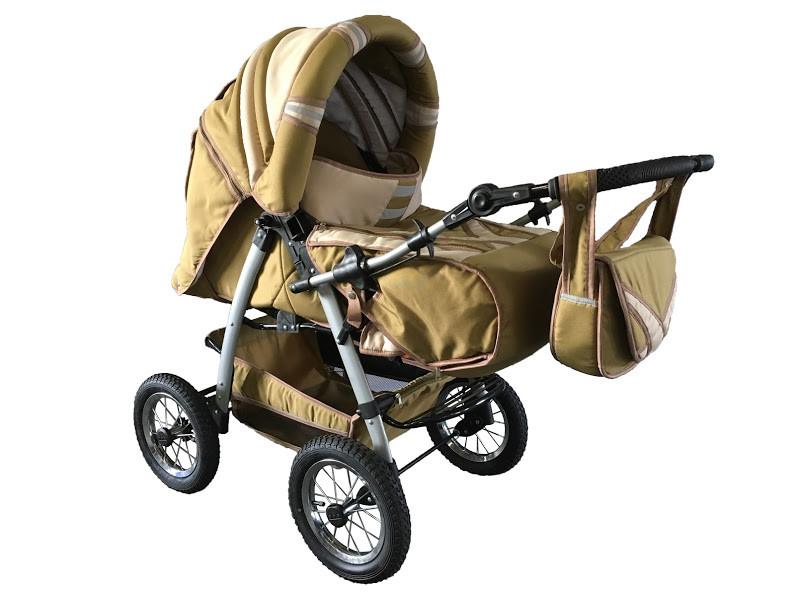 Детская коляска-трансформер Trans baby Taurus 40K/24