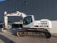 Экскаватор Atlas-Terex TC225LC на гусеничном ходу