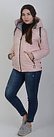 Куртка женская весенняя Aziks м-180 розовая