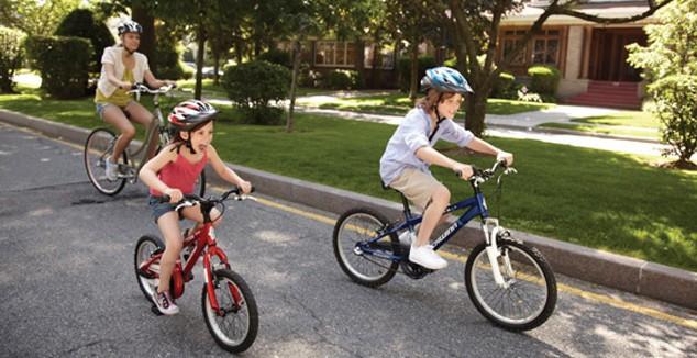 Як правильно вибрати дитячий велосипед. Зручність, надійність, оптимальна  ціна.