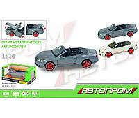 """Машина Bentley """"АВТОПРОМ"""" 2 цвета., фото 1"""