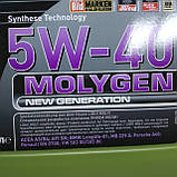 Синтетика 5W-40 Liqui Moly Moligen 4л, фото 4