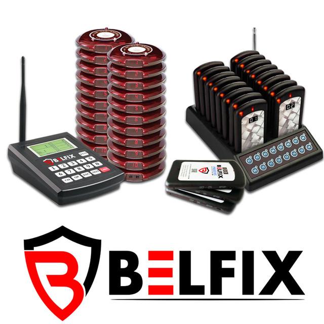 Система оповещения гостей BELFIX