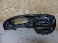 Торпеда Консоль Накладка Блок управління склоочисника Hyundai H1 (1997-2004) OE:84742-29050, фото 1
