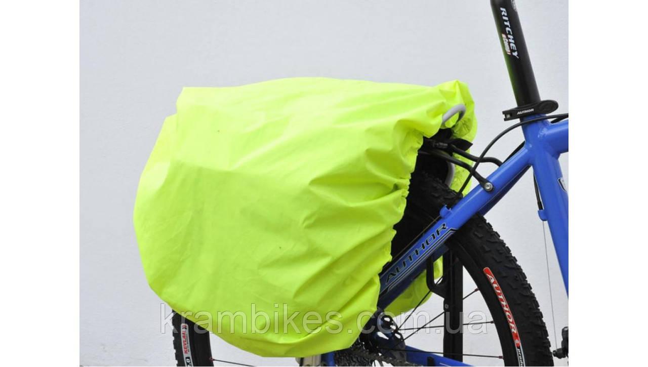 Чехол Author на велобаул (сумку-штаны) от дождя