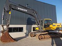 Гусеничный экскаватор Volvo EC300DL