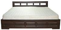 Кровать Тахта Смит полуторная с ортопедическими ламелями