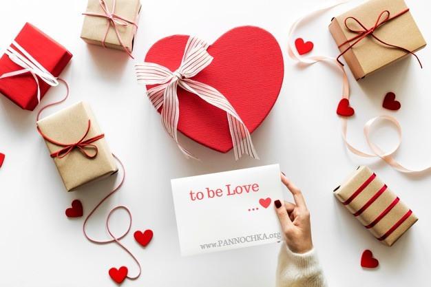 Упаковка к Дню Св.Валентина