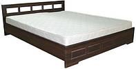 Кровать Тахта Смит двуспальная с ортопедическими ламелями