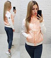 Куртка женская, модель 773, персик, фото 1