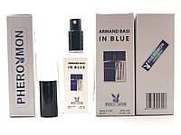 Тестер в подарочной упаковке Armand Basi In Blue Pour Homme 60 мл в цветной упаковке с феромонами реплика
