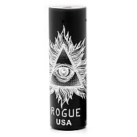 🔝 Электронная сигарета, мехмод, Rogue USA, вейп, с дрипкой, цвет - чёрный , Электронные сигареты, кальяны и комплектующие
