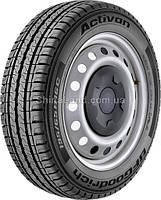 Летние шины BFGoodrich Activan 215/75 R16C 116/114R Польша 2020
