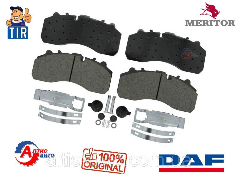 Задние/передние тормозные колодки DAF CF75, 85, 95XF 105 LF 55 Meritor 29108  MDP3087K 1617343