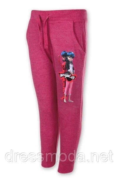 Спортивные брюки для девочек Lady Bug 4-10 лет