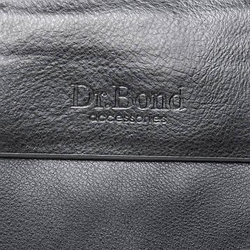 Сумка Мужская Планшет иск-кожа DR. BOND GL 314-1 черная, фото 2