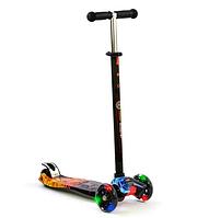 Самокат трехколесный MAXI Best Scooter 24665 /779-1314