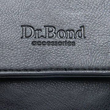 Сумка Мужская Планшет иск-кожа DR. BOND GL 319-1 черная, фото 2